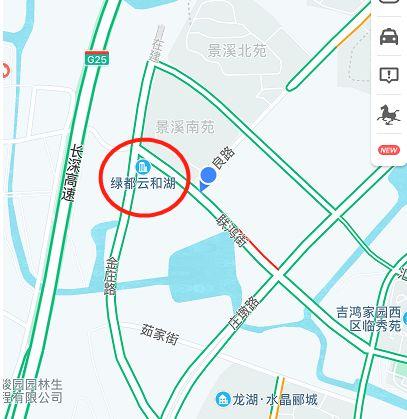突发 杭州三墩发生大面积路面塌方,一辆挖掘机掉进坑图片 36891 407x419