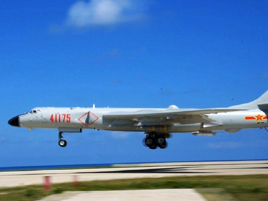 B-52飞走后红旗9重现西沙?专家:定期保养
