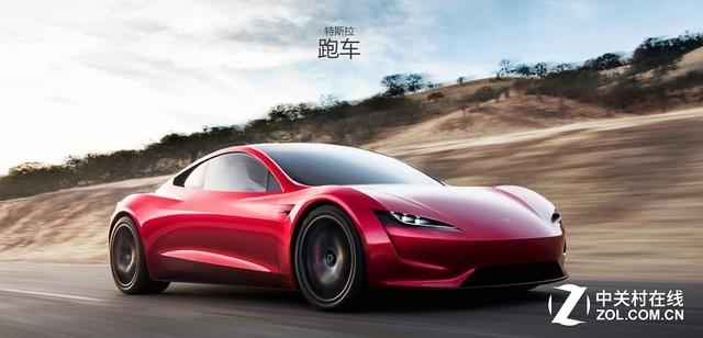 要上天?马斯克将为特斯拉Roadster配火箭推进器