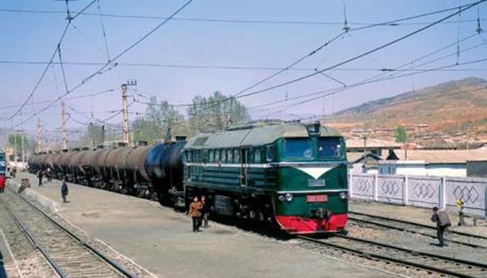 日媒:朝鲜铁路总里程达7435公里 是韩国的2倍