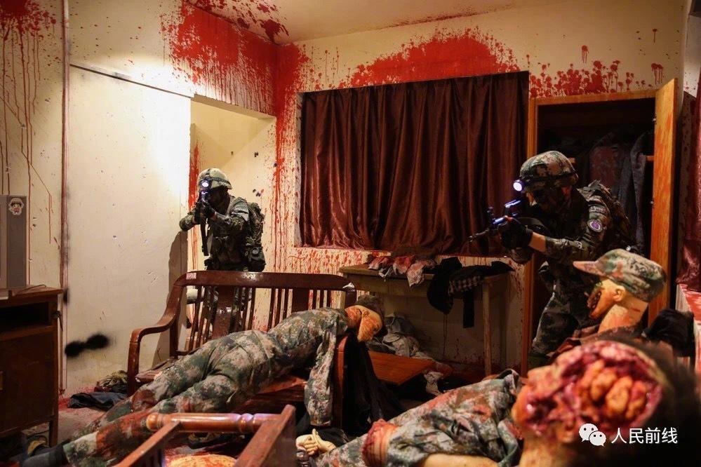 30年没打仗,士兵如何克服战场恐惧?解放军推出新训法