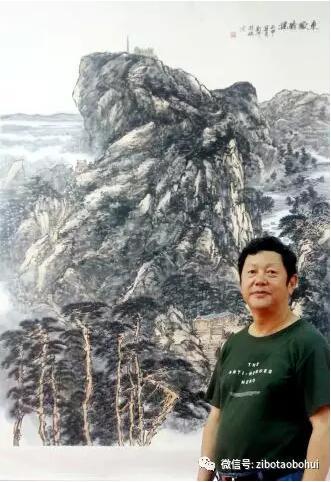 艺术家王新平,故事源于梦想