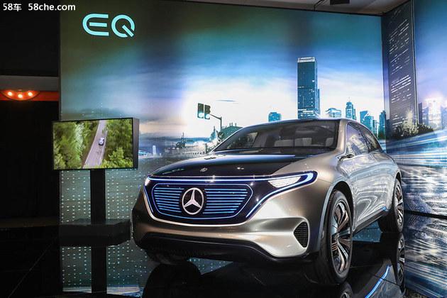 CES电子展 梅赛德斯-奔驰展示科技成果