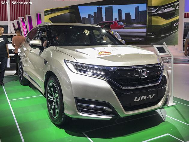 东风本田全系亮相重庆车展 CR-V实力瞩目