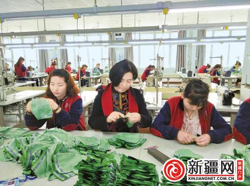 【奋斗在新时代】让新疆服饰文化在传承创新中