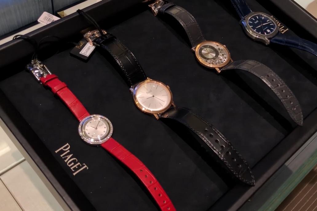 日本桥高岛屋钟表馆-东京最大规模手表卖场!带你看2018好表推荐