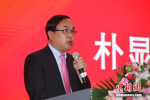 LG化学大中华区总裁朴显植