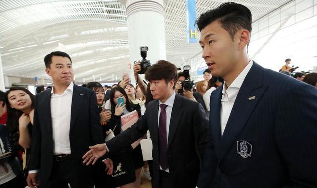韩国男足力争小组出线!大动干戈自备5吨物资出征俄罗斯世界杯!