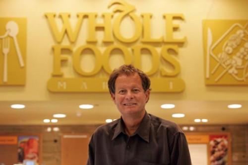 全食超市CEO约翰•麦基_500