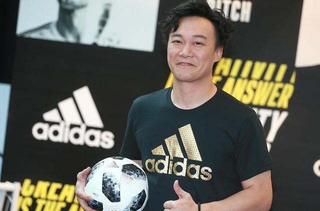 巨星云集!世界杯揭幕战看台惊现陈奕迅