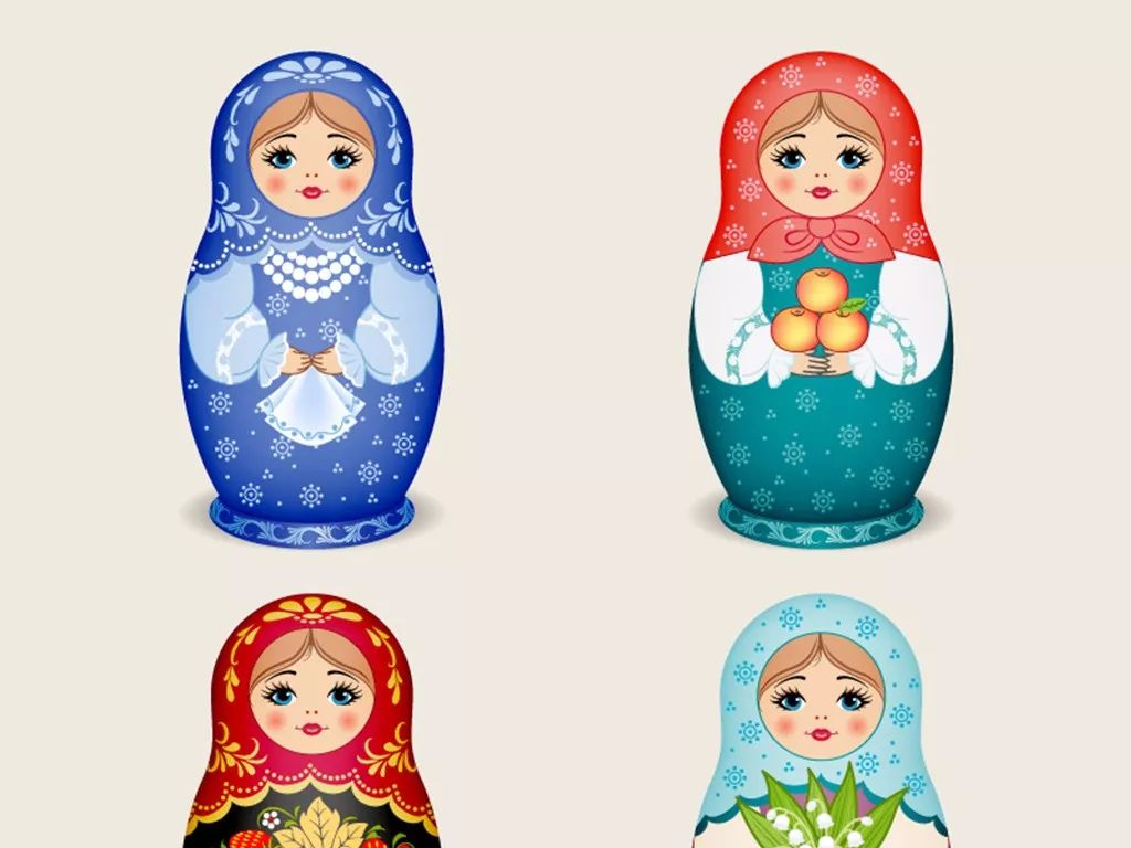 不知道你们知不知道一种叫做俄罗斯套娃的东西.图片