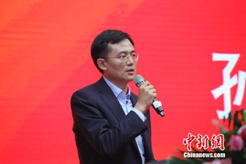 LG化学(中国)投资有限公司副总经理孙兴起