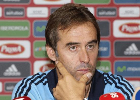 和西班牙足协对着干,洛佩特吉今晚亮相伯纳乌召开上任发布会