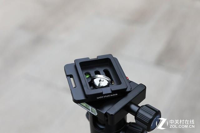 摄影初哥好选择 测试思锐E1005A+G12云台