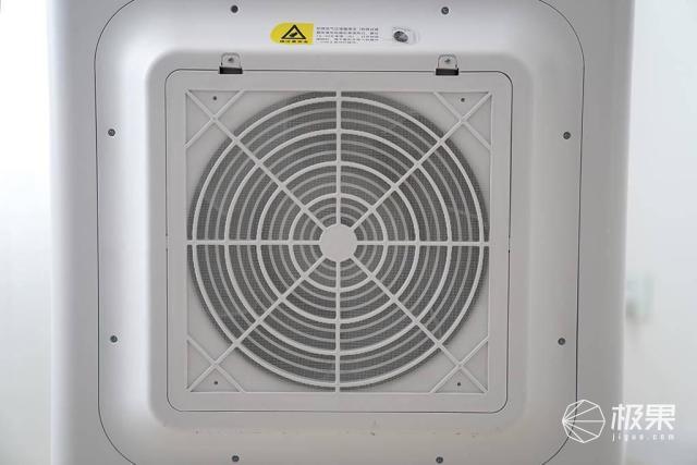 净化空气除甲醛的性能怪兽,安美瑞空气净化器X8评测
