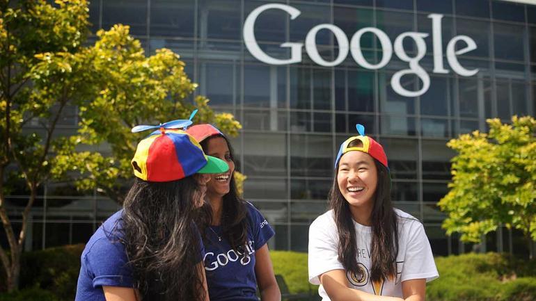 谷歌首份多样化报告:在美员工53%是白人36%是亚裔