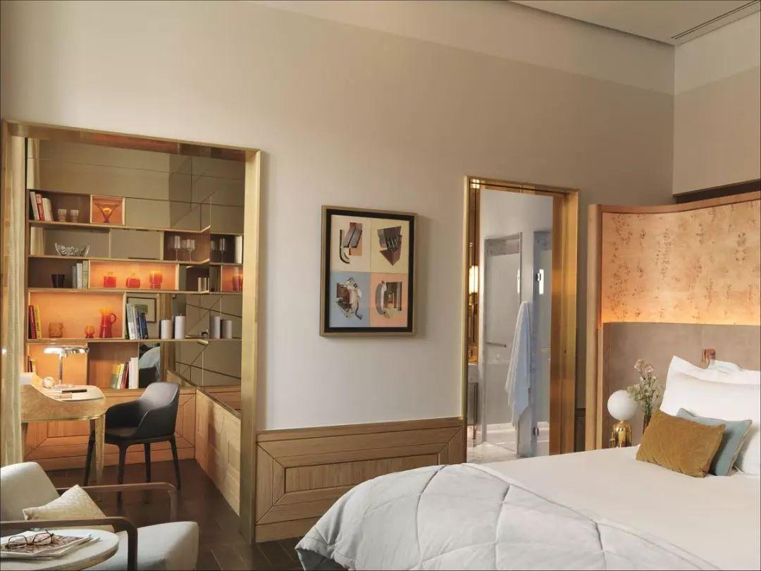 挑剔出了名的莱佛士新酒店选址波兰 只为了致敬艺术复兴?