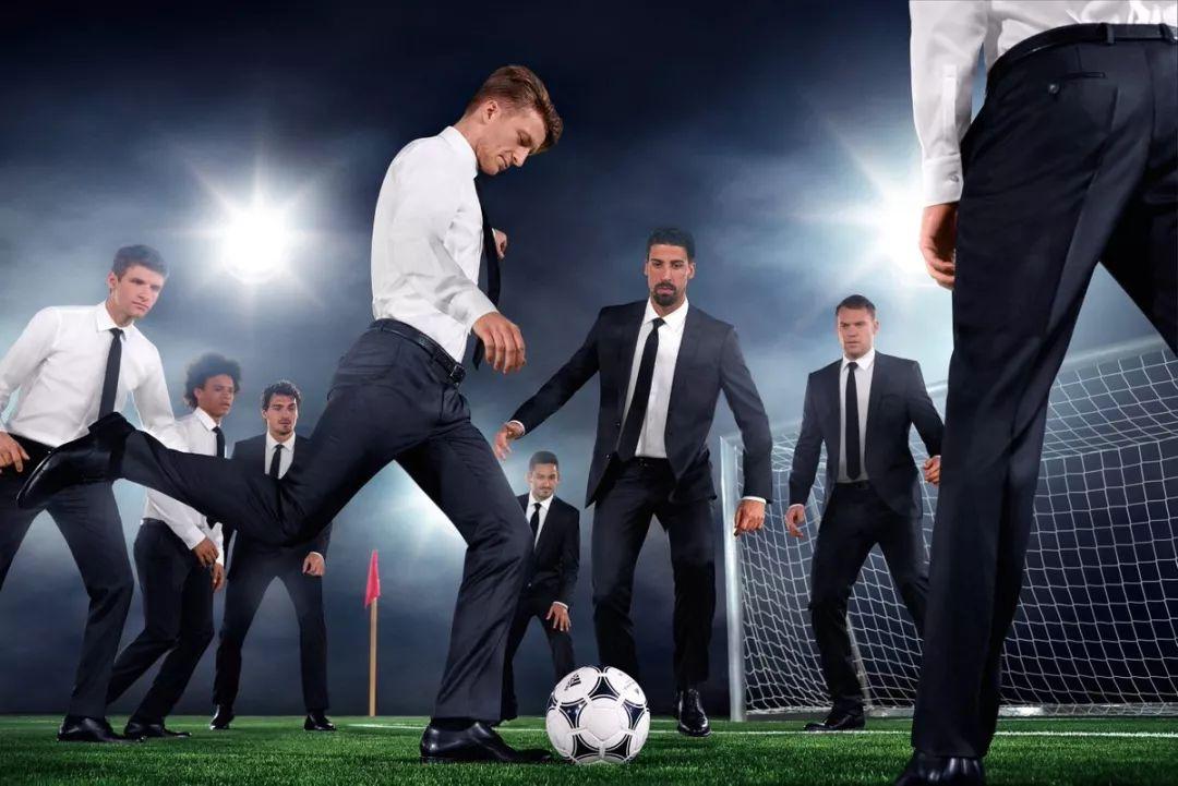 2018世界杯西装大乱斗:西班牙是来搞笑的?丨绅装老爷会