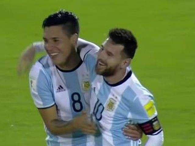 世界杯:阿根廷VS冰岛,梅西能否战胜维京战吼