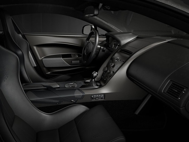 阿斯顿·马丁V12 Vantage V600亮相 7MT