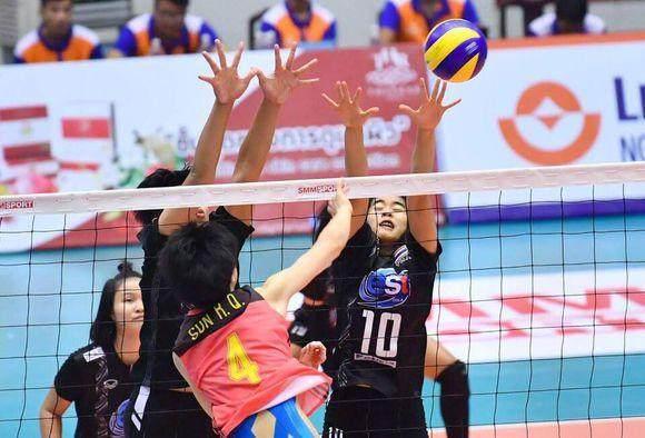 小朱婷21分中国女排亚青赛进决赛 复仇日本冲5连