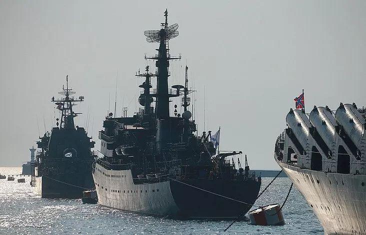 """为防乌克兰""""搅局""""世界杯 俄海军已进入高度战备"""