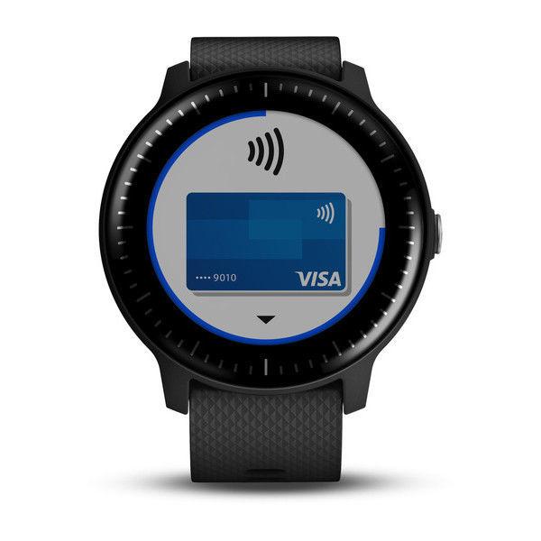 佳明发布新款智能手表,新增音乐和移动支付功能