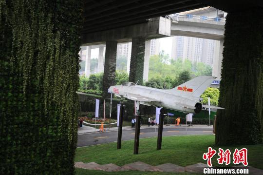图为重庆建川博物馆。 韩璐 摄