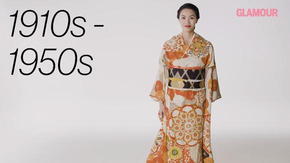 回顾一下上一个半世纪的日本时尚