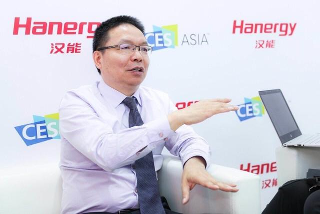 CES Asia 2018:专访
