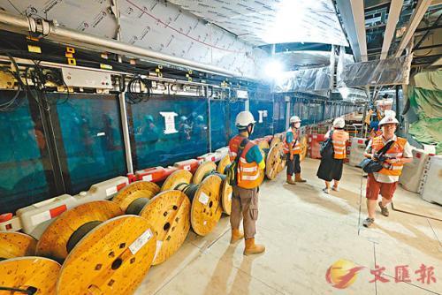 港铁迟交工程问题报告路政署失望:公众安全不容妥协