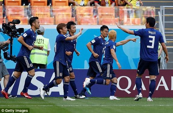 日本首赢南美球队创新历史 数据全方位KO对手成亚洲之光