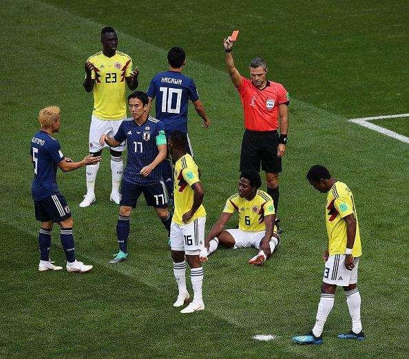 世界杯南美球队仅1胜!创36年最差 日本再演亚洲