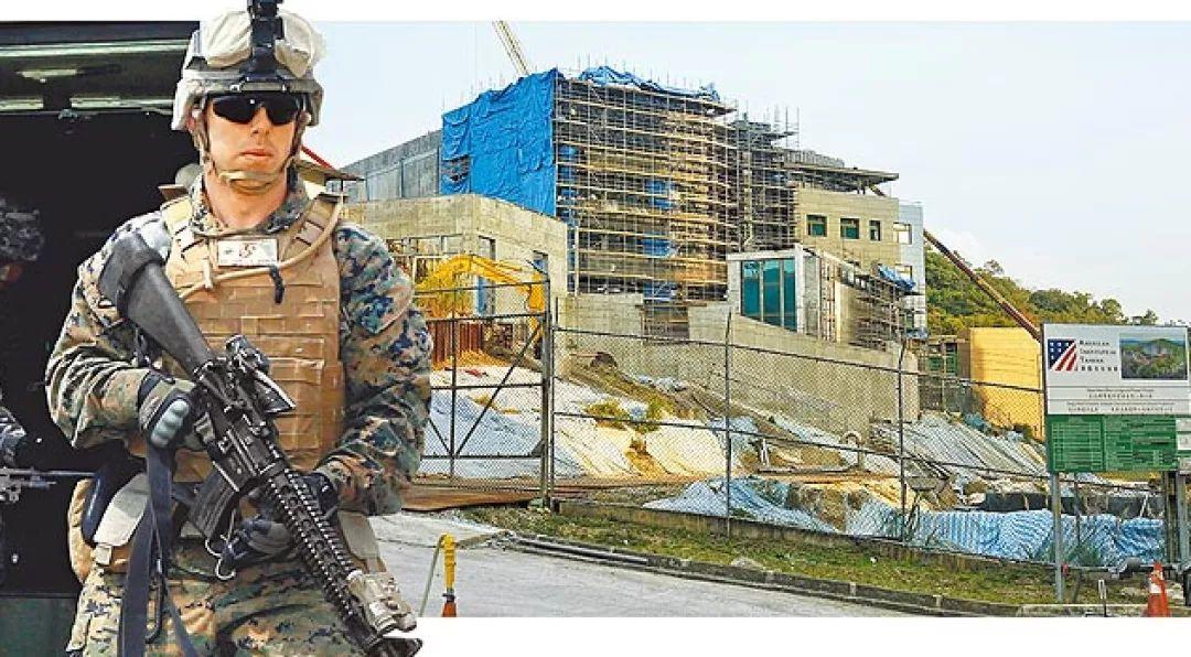 美军要参加台湾军演?侠客岛:民进党无异于与虎谋皮