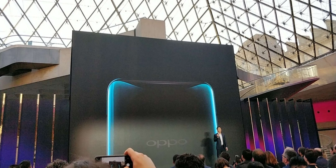 OPPO Find X正式发布 新旗舰设计让世界惊叹