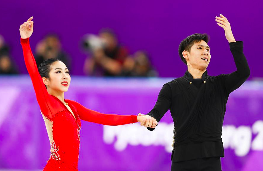中国两花滑裁判因冬奥打分不公遭禁赛 1人无缘2022
