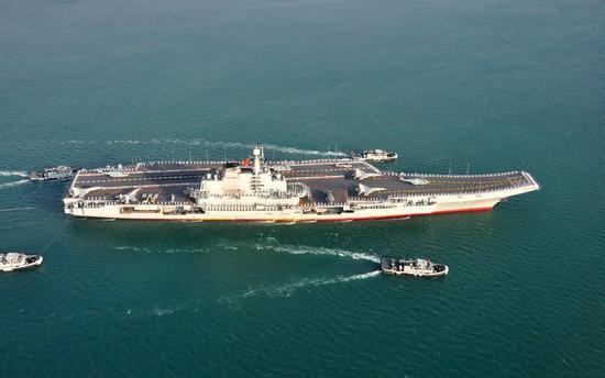 亚洲第一!中国海军究竟建造几艘航母,专家给出答案:至少6艘