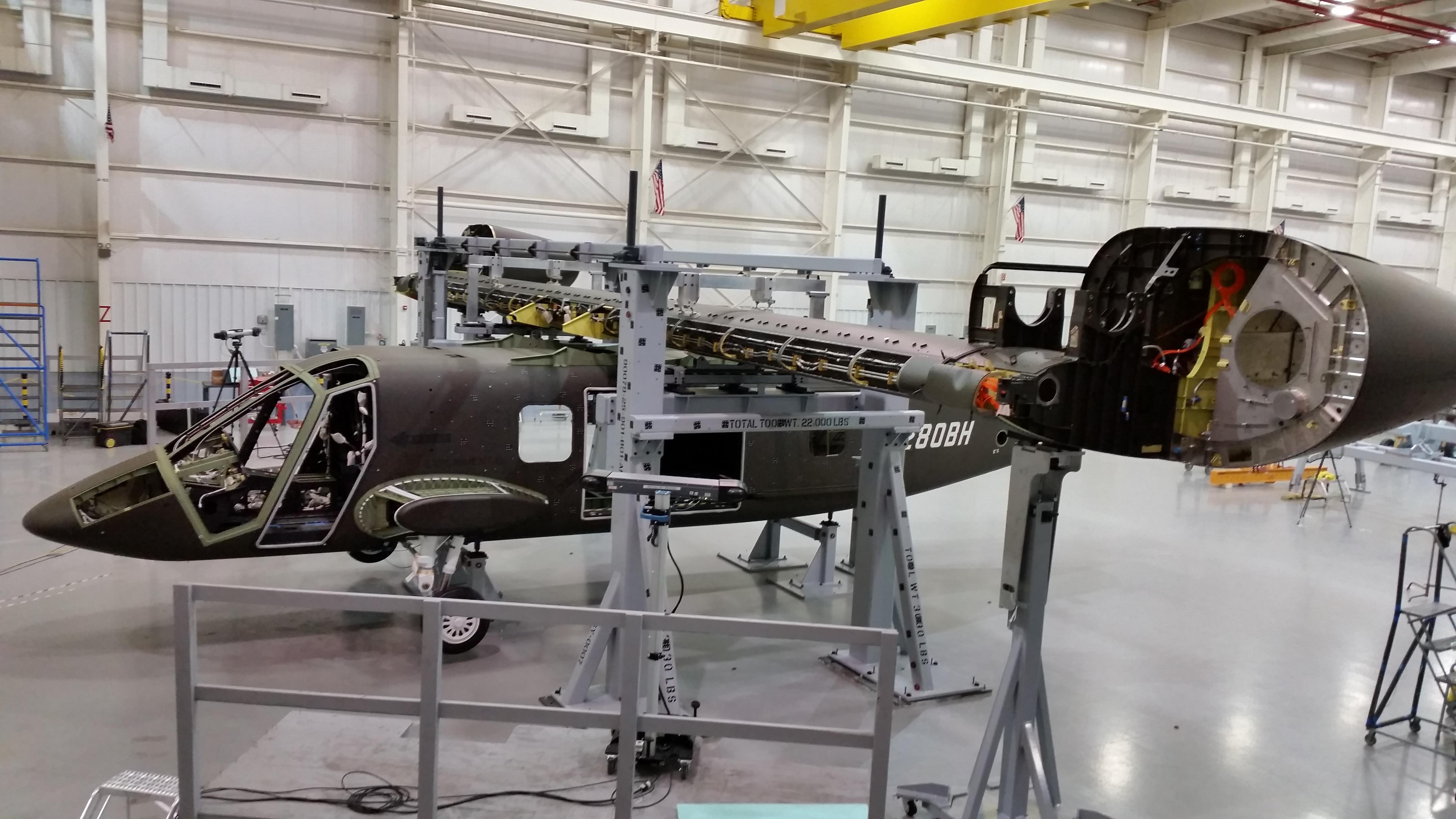 远超黑鹰:贝尔直升机公司展示第二代倾转旋翼机