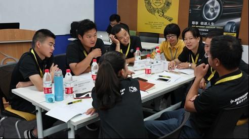 提升服务品质 邓禄普超级学院盛大开课