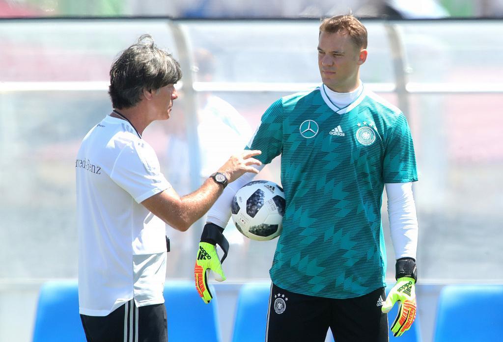 德国队长炮轰德国队员场上态度有问题 ,接下来的比赛都是决赛