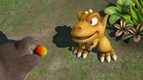 韩国公司起诉玩具商侵犯小恐龙阿贡著作权图片