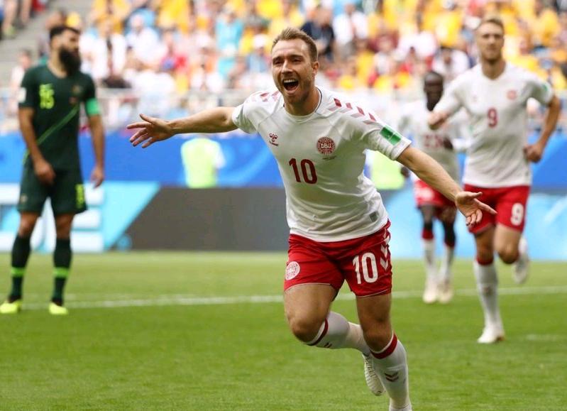 15场造18球! 丹麦大腿打爆澳大利亚, 巴萨买他至少1亿欧