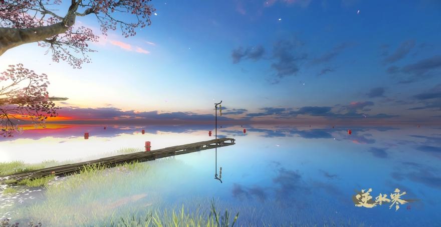 逆水寒今日限号开服,会呼吸的江湖来了