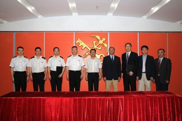 东航广东分公司与广州白云机场海关签署共建协议
