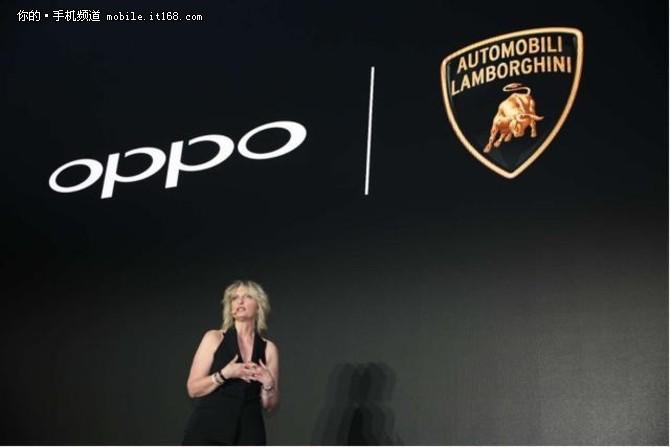 OPPO Find X兰博基尼版 科技速度的极致追求