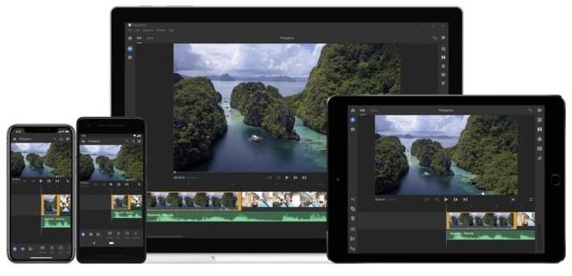 跨平台 Adobe发布视频软件Project Rush
