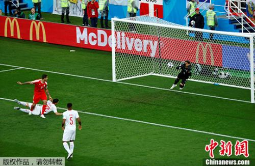 本届世界杯首场逆转诞生