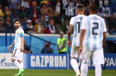 D组出线分析:三队都有生机,阿根廷背水一战