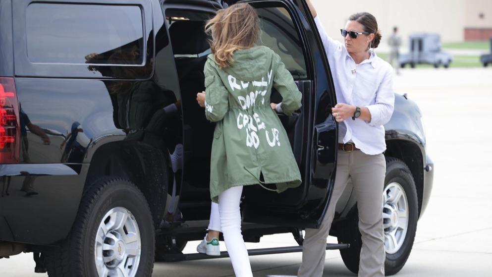 特朗普的女人怎么又被骂了?