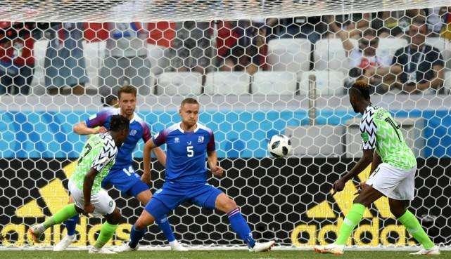 梅西有救了! 尼日利亚帮他狙击冰岛, 阿根廷末轮赢球或能惊险出线